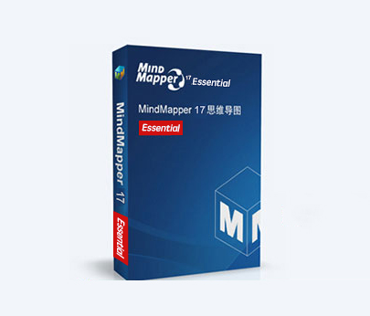 MindMapper 17 简体中文【Essential版 + Win】