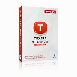 Tuxera NTFS for Mac 2020 【标准版 + Mac】